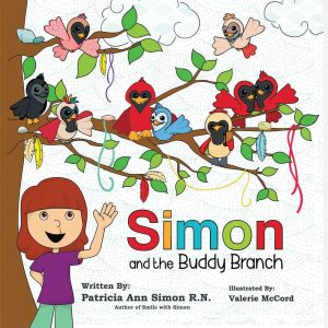 Simon and the Buddy Branch book cover written by Patricia Simon