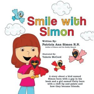 Smile with Simon book cover written by Patricia Simon