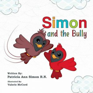 Simon and the Bully book cover written by Patricia Simon